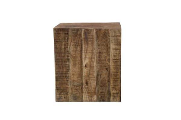 Drevený taburet Factory 40cm