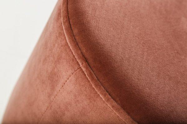 Hnedý taburet Modern Barock 35cm »
