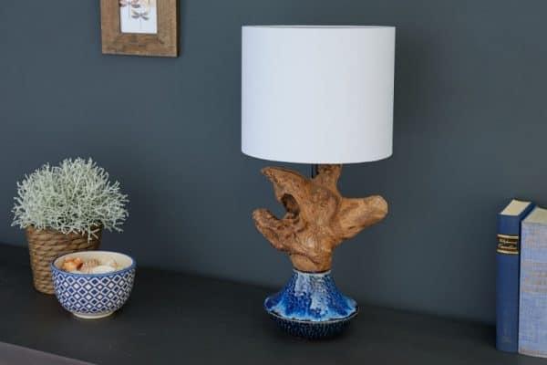 Keramická stolová lampa Symbiose 50cm