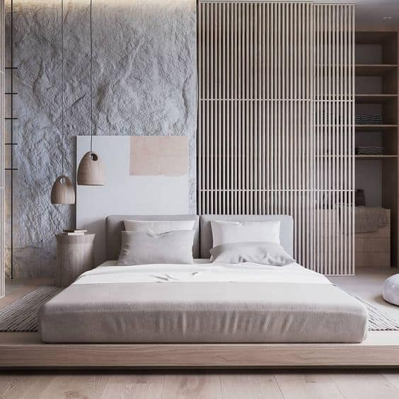 moderna postel