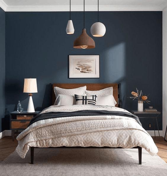 postel na nozickach