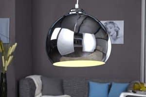 Závesná lampa Ball