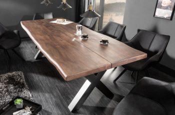 Jedálenský stôl Organic Living 240cm agát 60mm