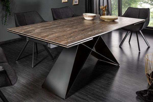 Jedálenský stôl Prometheus 180-260cm Rost