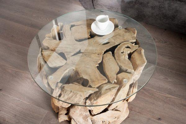 Konferenčný stolík Nature Lounge 50cm Gestell- 23208-