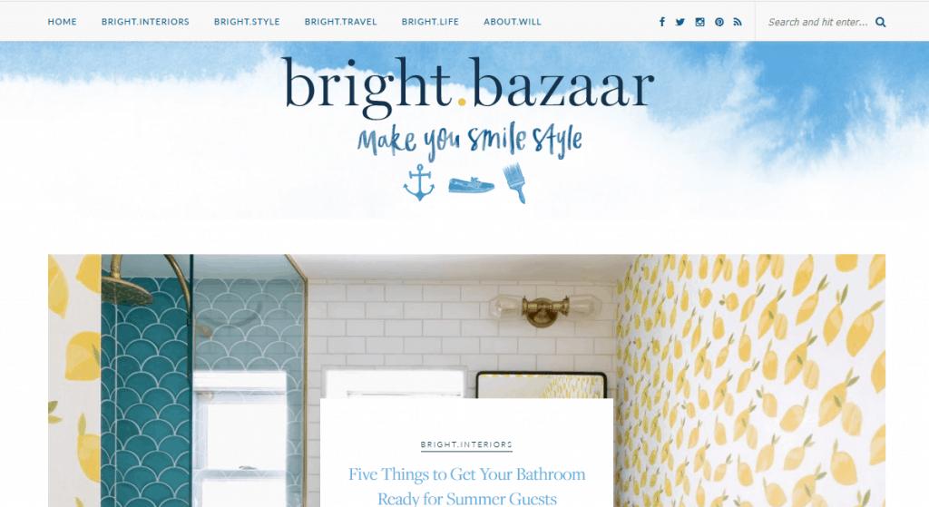 Top interérový blog