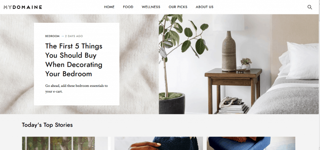 top interiérový blog