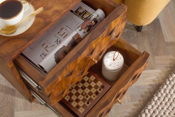 Nočný stolík Mystic Living 40cm »