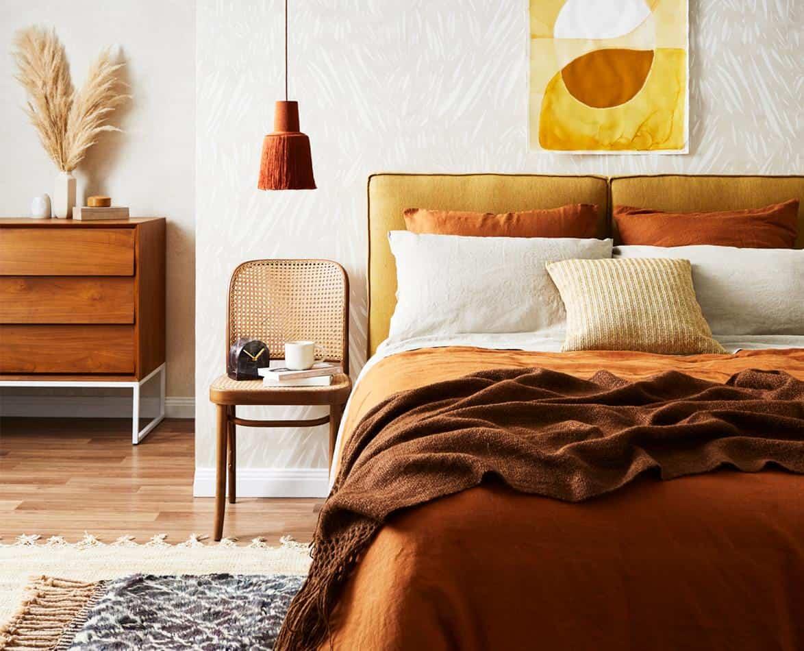 ustlana postel