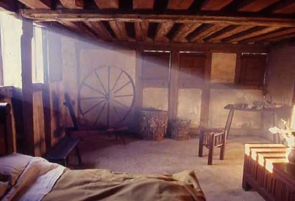 starodavna spálňa