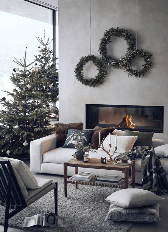 škandinávske vianoce