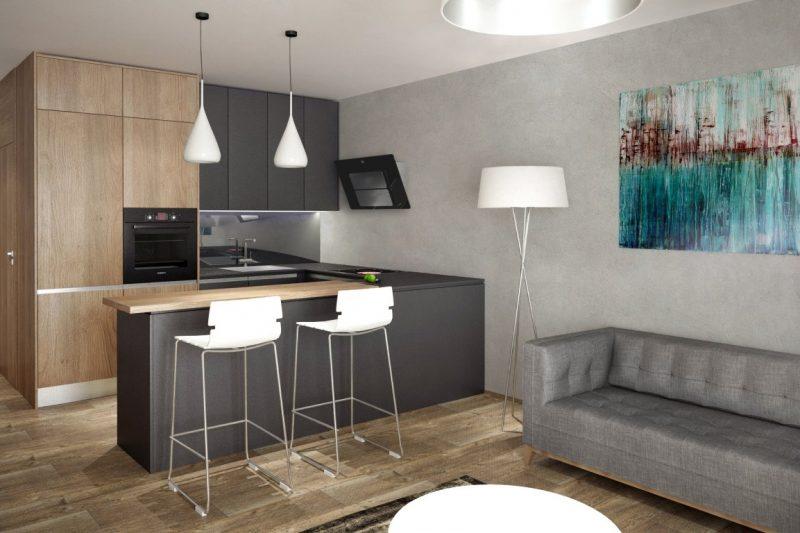 minimalizmus v kuchyni