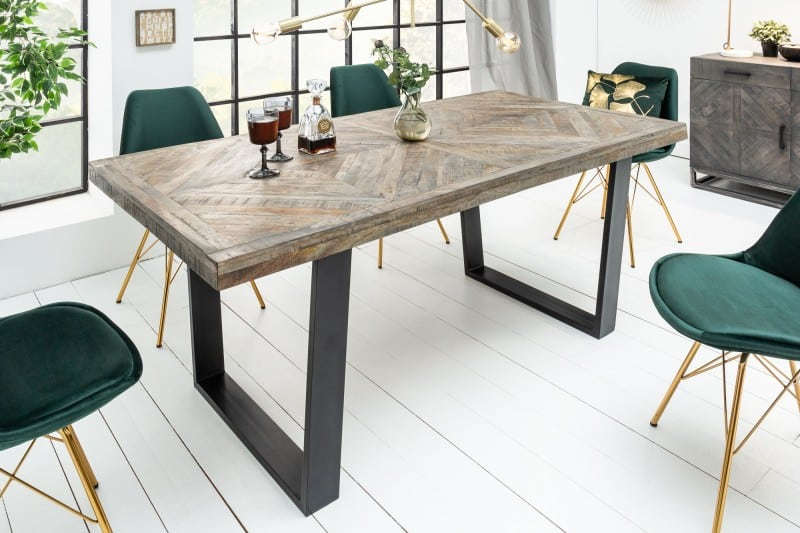 jedálenský stôl infinity
