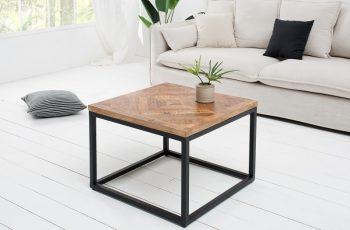 Konferenčný stolík Infinity Home 60cm prírodná Mango