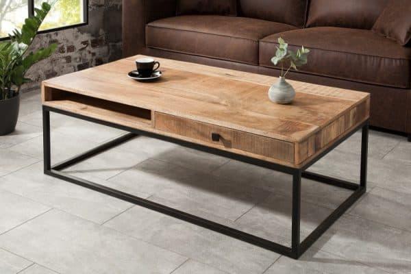 konferenčný stolík s úložným priestorom