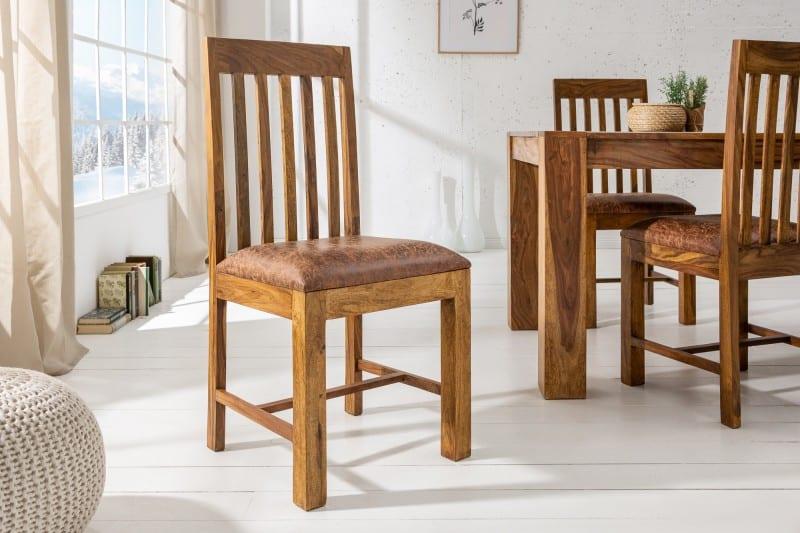 jedálenské stoličky makassar