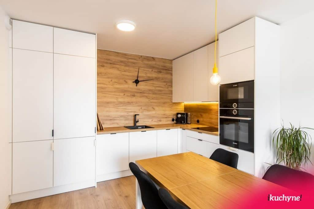 minimalistický kuchynský štýl