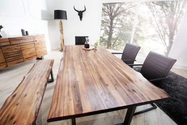 drevený jedálenský stôl genesis