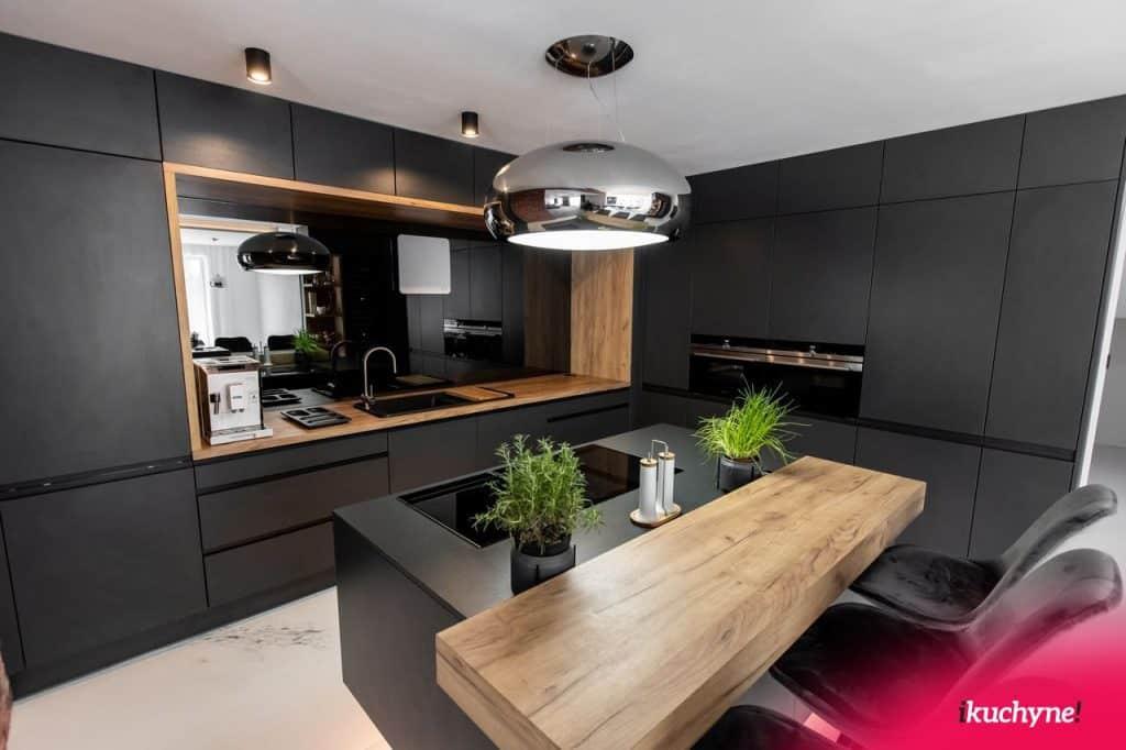 moderný kuchynský štýl