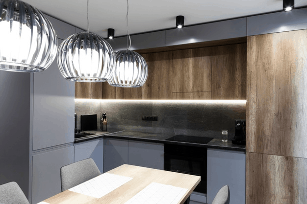 osvetlenie kuchyne na ostrove