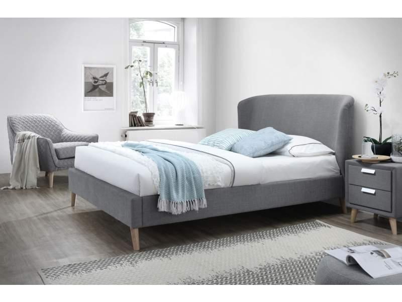 škandinávska posteľ