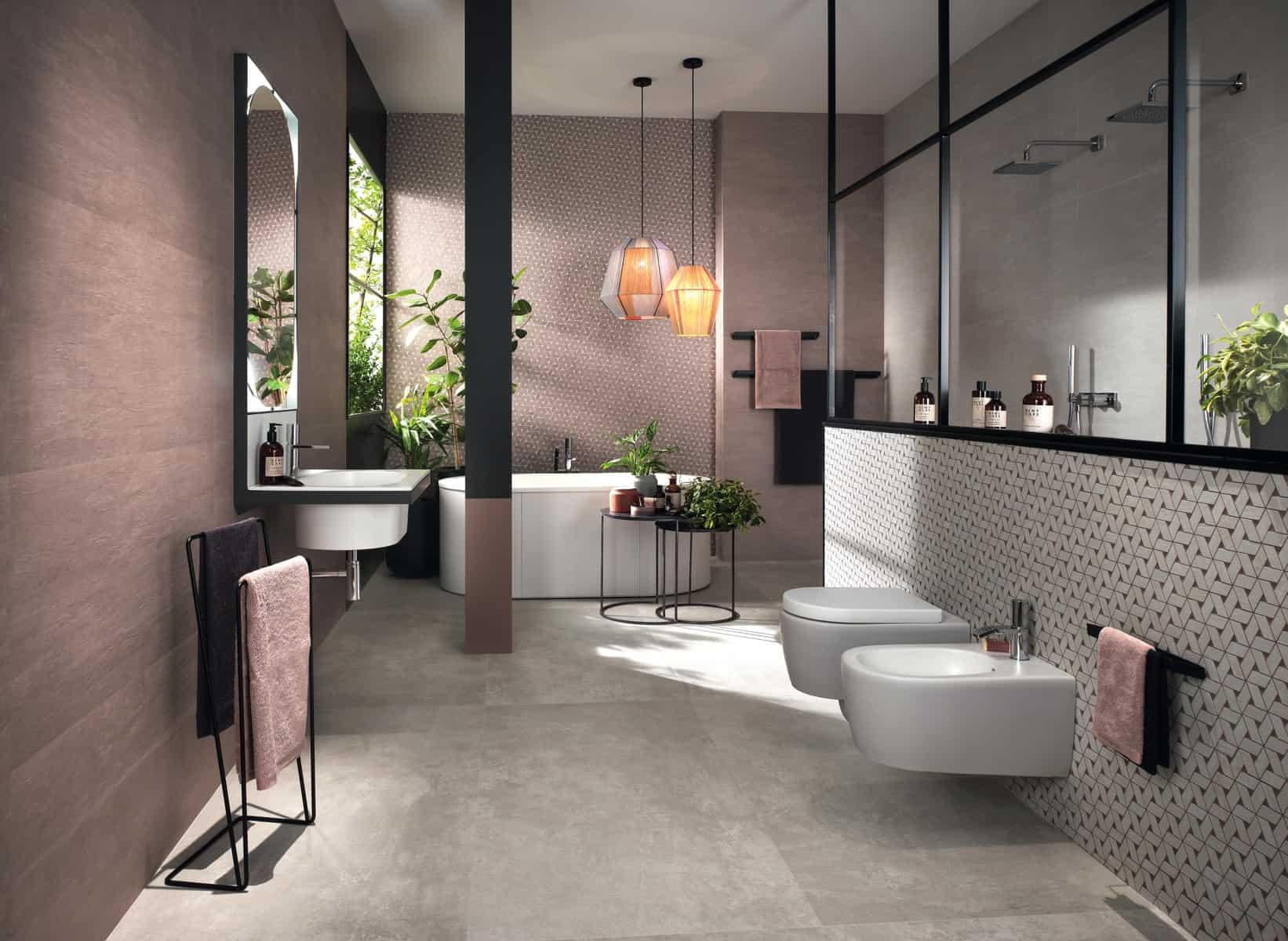 Staroružová kúpeľňa