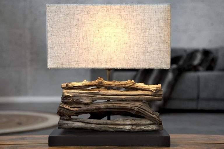 béžová lampa Perifere