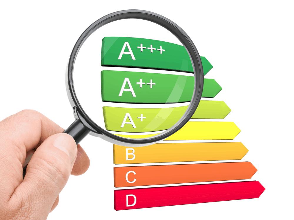 tabuľka energetickej výkonnosti
