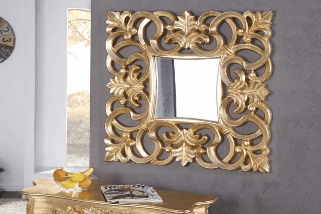 Zlaté zrkaldo domov
