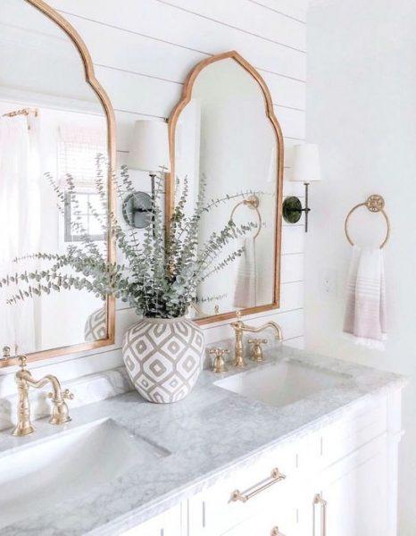 zlatá kúpeľňa