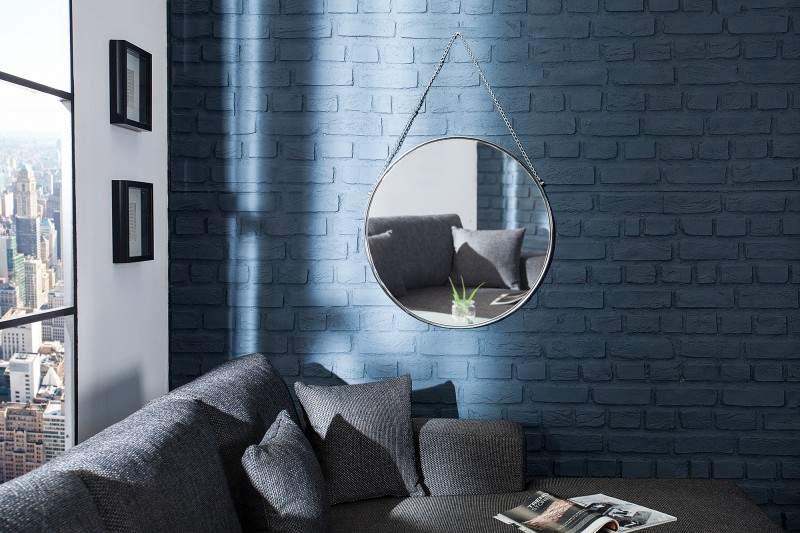4. okrúhle zrkadlo