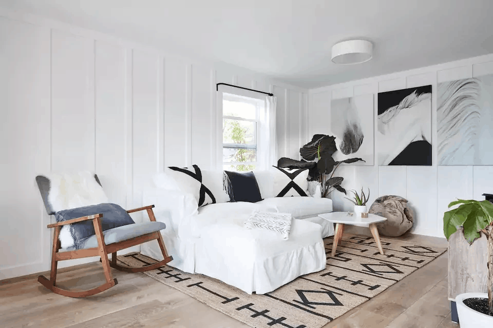 airbnb byt