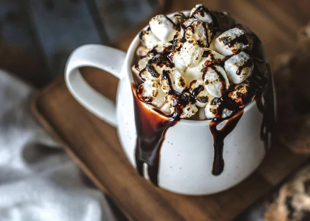 Horúce kakao alebo čokoláda poteší všetky zmysly
