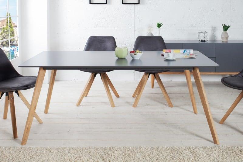 Jedalensky stol Scandinavia vyrobeny z dreva