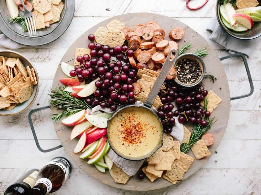 Misa plná jednoduchého a chutného jedla, aj to je hygge