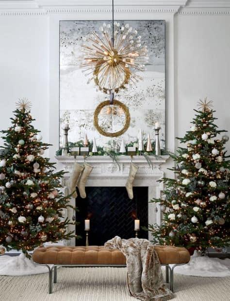 vianočný dekor