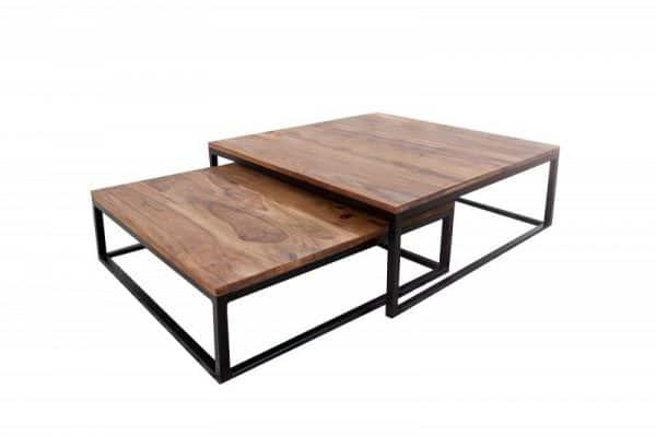 Konferenčný stolík Elements set 2ks