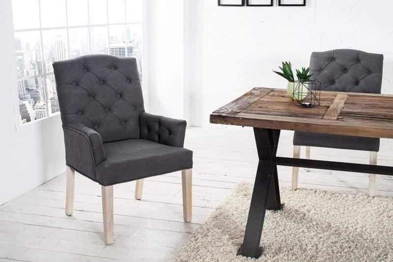 siva jedalenska stolicka