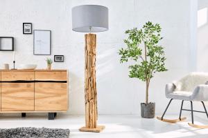 stojanová lampa roots