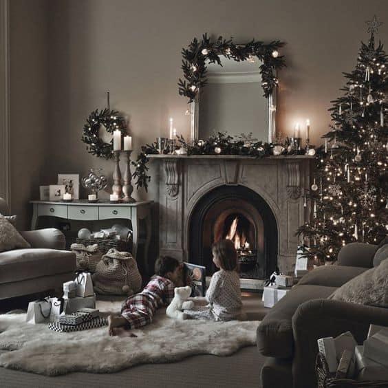 vianočný dizajn