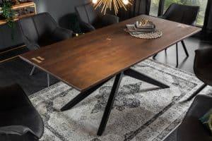 Jedálenský stôl Galaxie Artwork 200cm agát