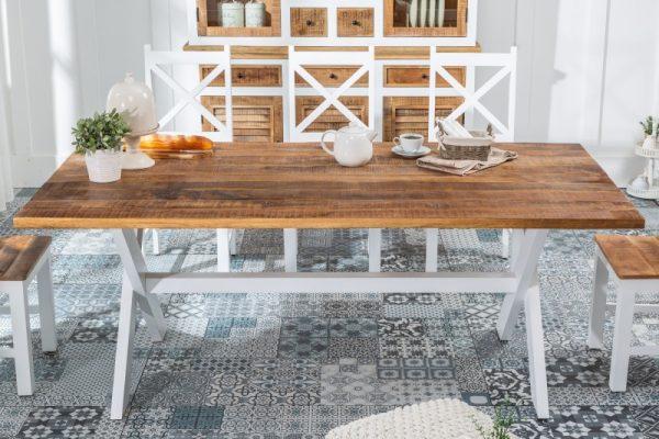 Jedálenský stôl Long Island 160cm Mango