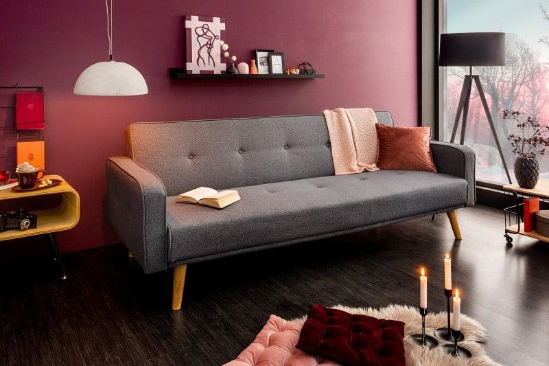 Ružová obývačka
