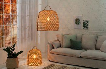 Závesná lampa Bamboo 60cm