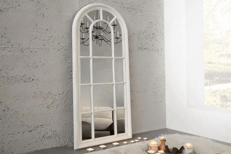 biele zrkadlo