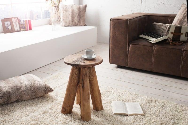 dreveny stol