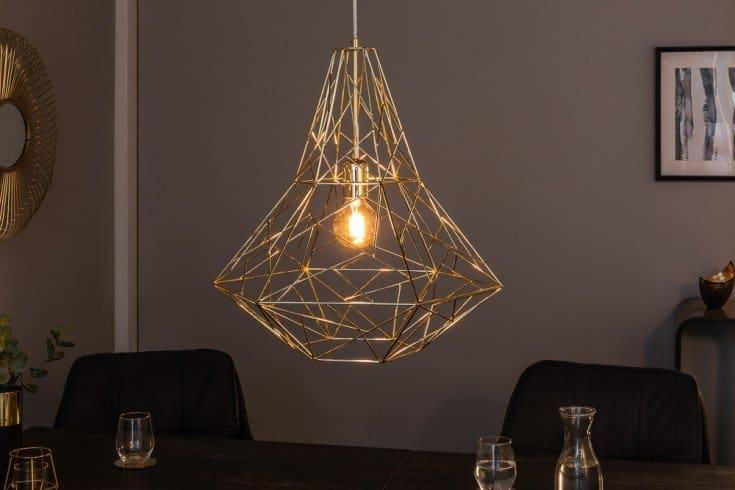 industriálne osvetlenie do kuchyne