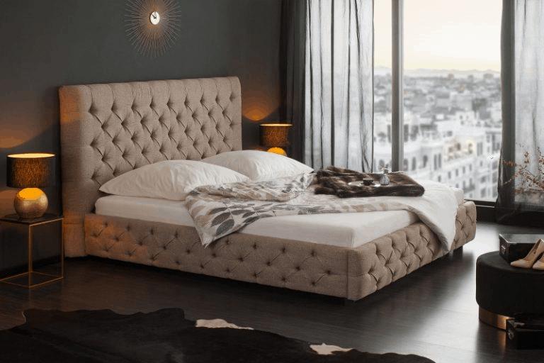 luxusná postel