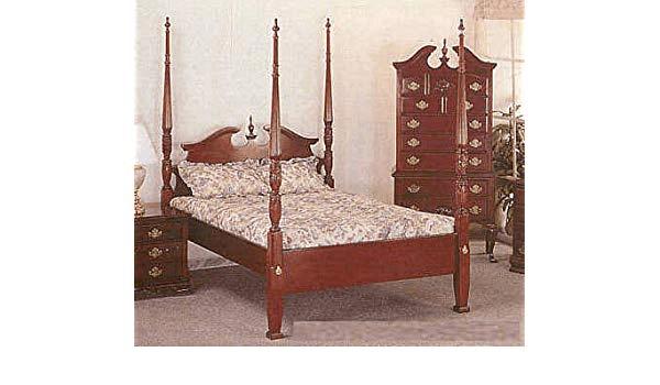 Spálňa z 18. storočia.