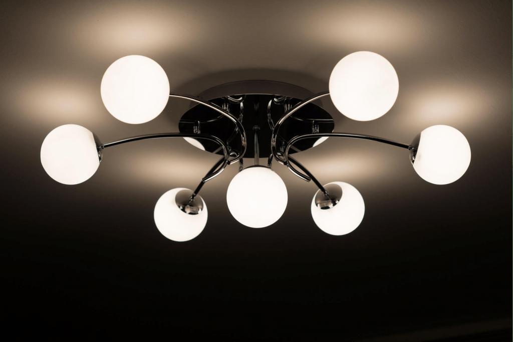 stropne svietidlo